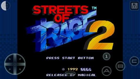 street of rage 2