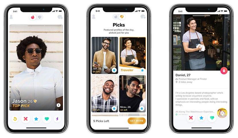 "Llegan los ""Top Picks"" a Tinder: una lista diaria y personalizada de posibles ""matches"""