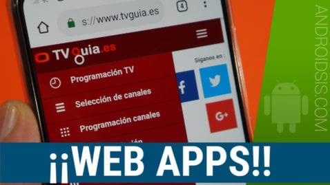 Todo sobre las WebApps, una gran alternativa a las aplicaciones convencionales