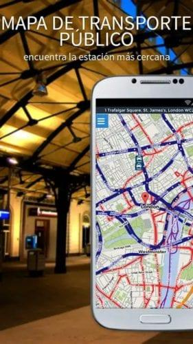 Maps : GPS mapas, navegación gratis, tránsito