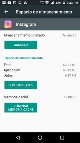 Cómo eliminar la memoria caché de las aplicaciones en Android