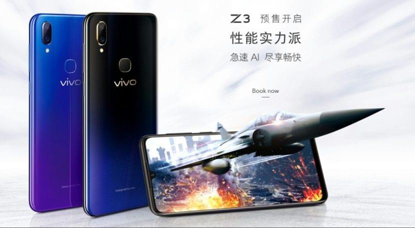 Vivo Z3 oficial
