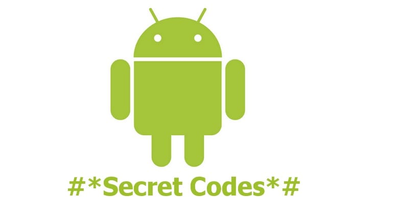 Android codigos secretos