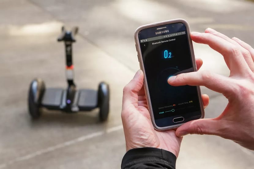 Apps para Hoverboard Bluetooth