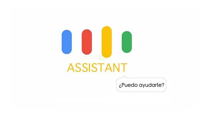 Logo del Asistente de Google
