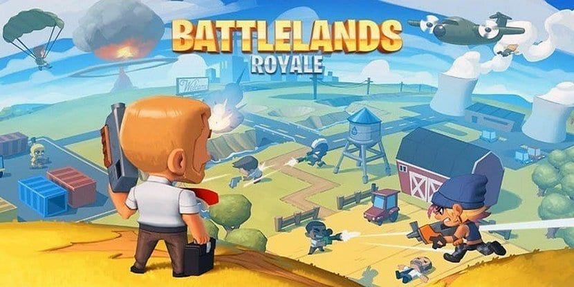 Portada Battlelands Royale