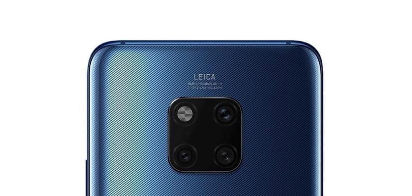 Camaras Huawei Mate 20 Pro
