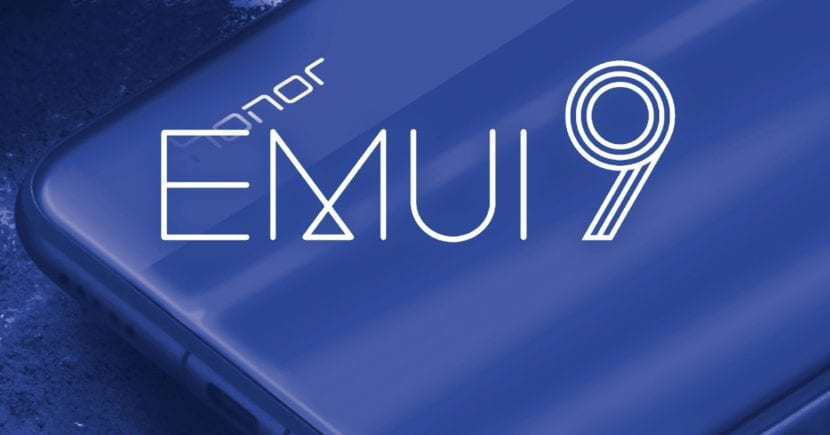 EMUI 9.0 beta ya disponible para varios modelos Huawei y Honor