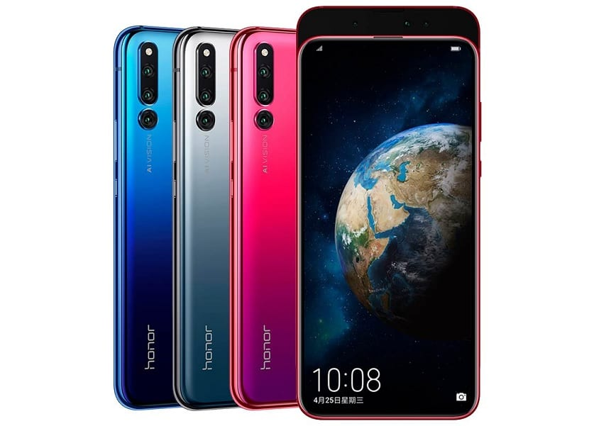Honor Magic 2 Oficial