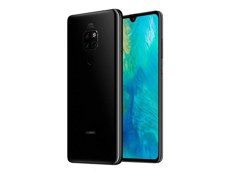 Huawei Mate 20 Oficial