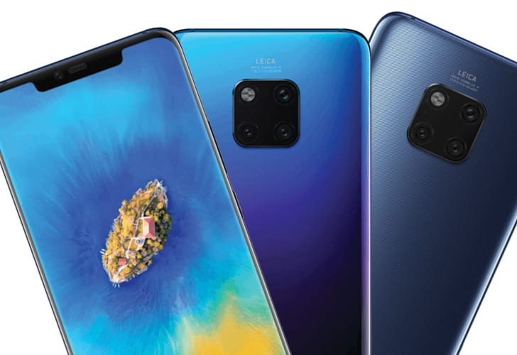 Huawei Mate 20 Pro oficial