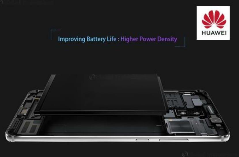 Huawei anuncia las baterías de Litio-Silicio