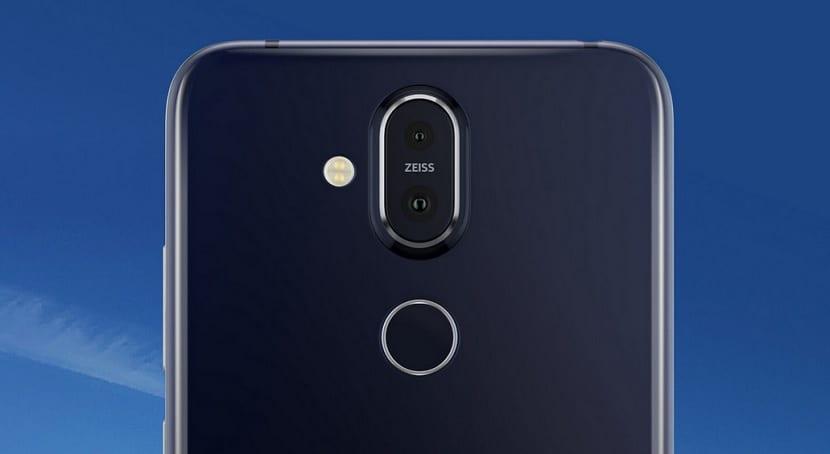 Nokia X7 camaras