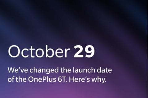 Presentacion OnePlus 6T