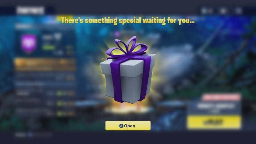 Regalos en Fortnite