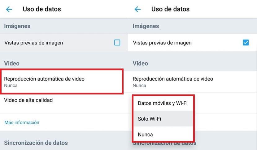 Reproduccion automatica videos