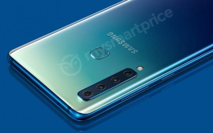 El Samsung Galaxy A9 sería el primer teléfono con cuatro cámaras traseras