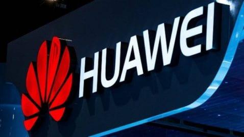 Teléfono plegable de Huawei