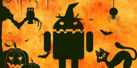 Las mejores aplicaciones para personalizar tu Android en Halloween