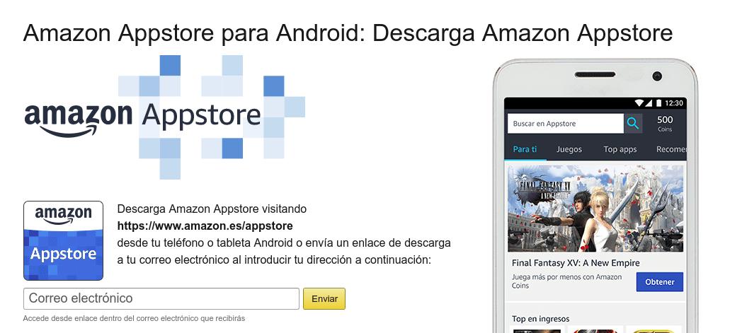 APK Appstore Amazon