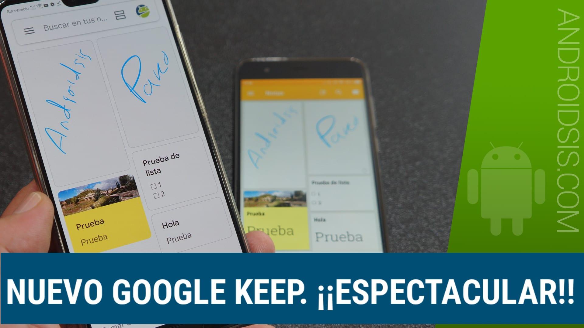 Descargar APK Google Keep nueva versión