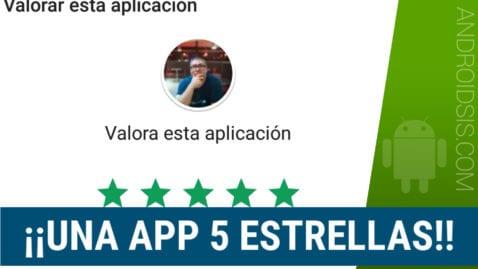 ¡¡Una app 5 estrellas para la productividad!!
