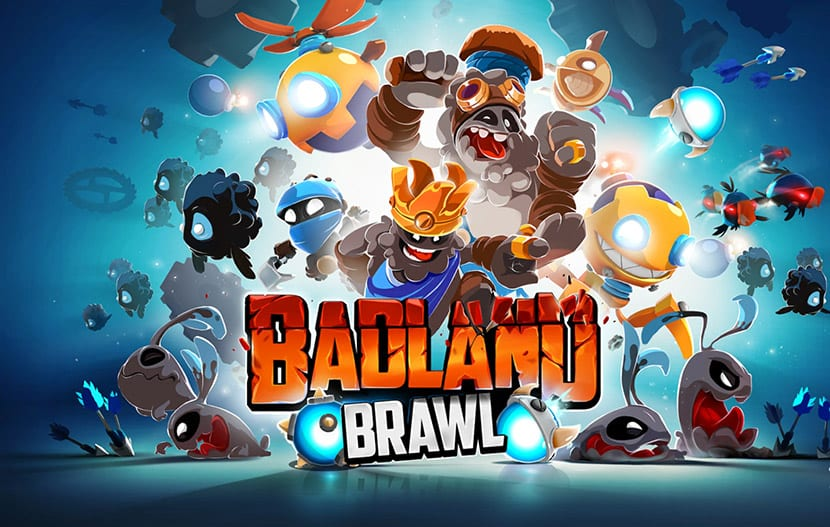 Badland game