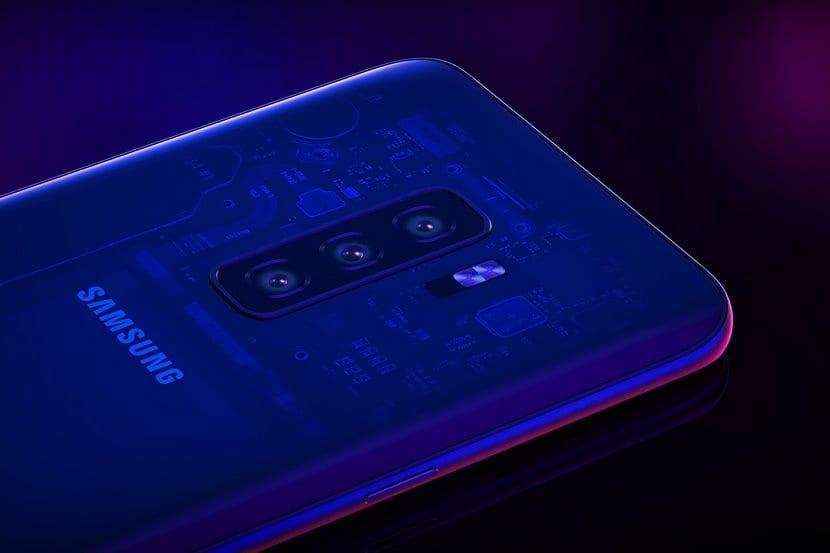 Cámara del Samsung Galaxy S10