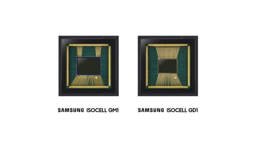 Sensores de la cámara del Samsung Galaxy S10