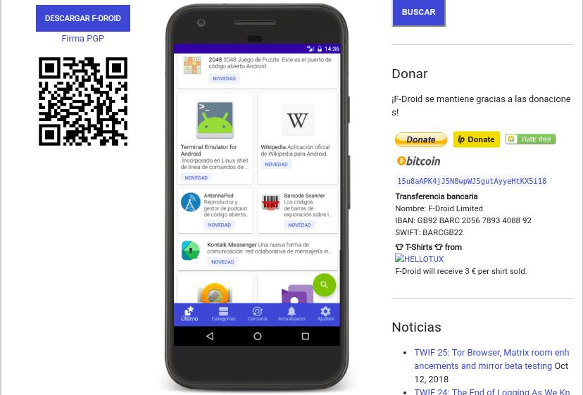 5 Alternativas al Play Store de Google