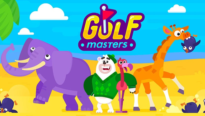 Golfmasters en Android