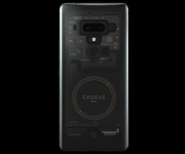 Características del HTC Exodus