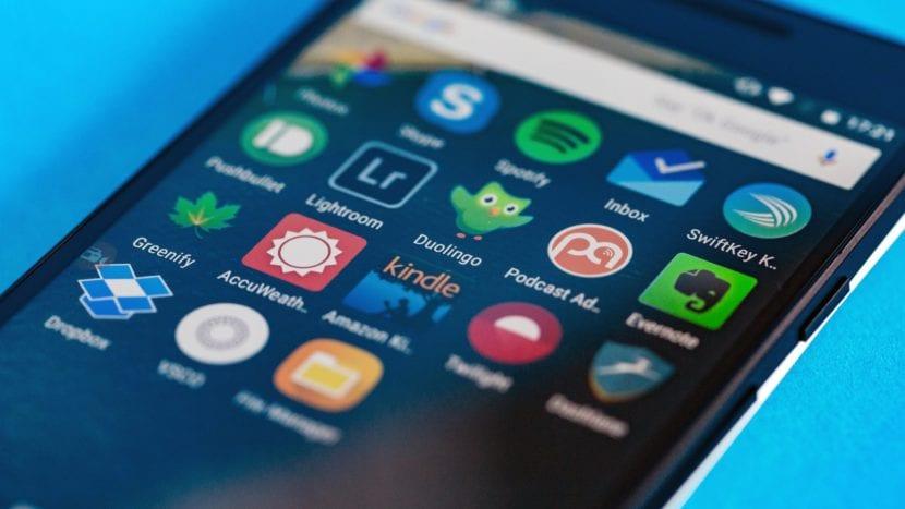 Cómo inhabilitar aplicaciones en Android