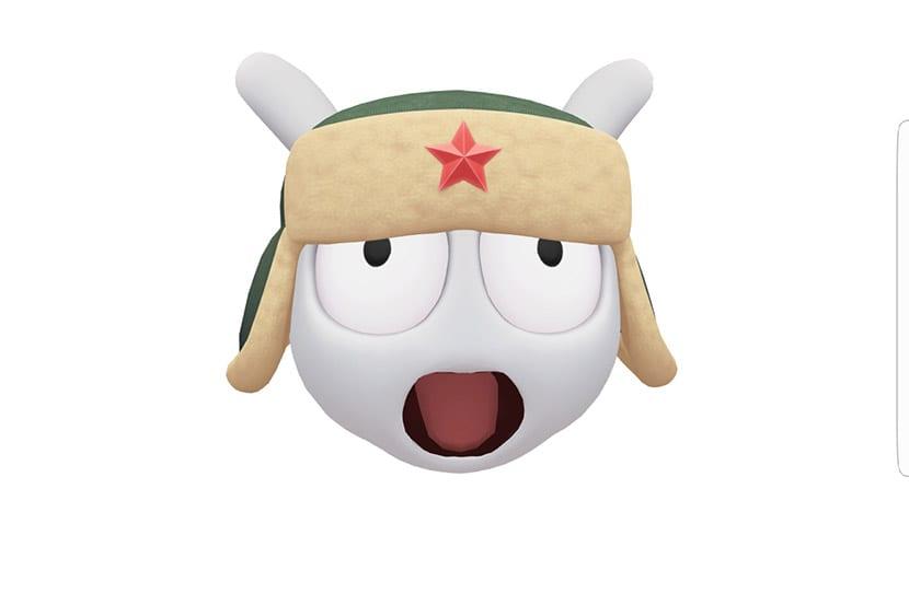 Mascota de Xiaomi