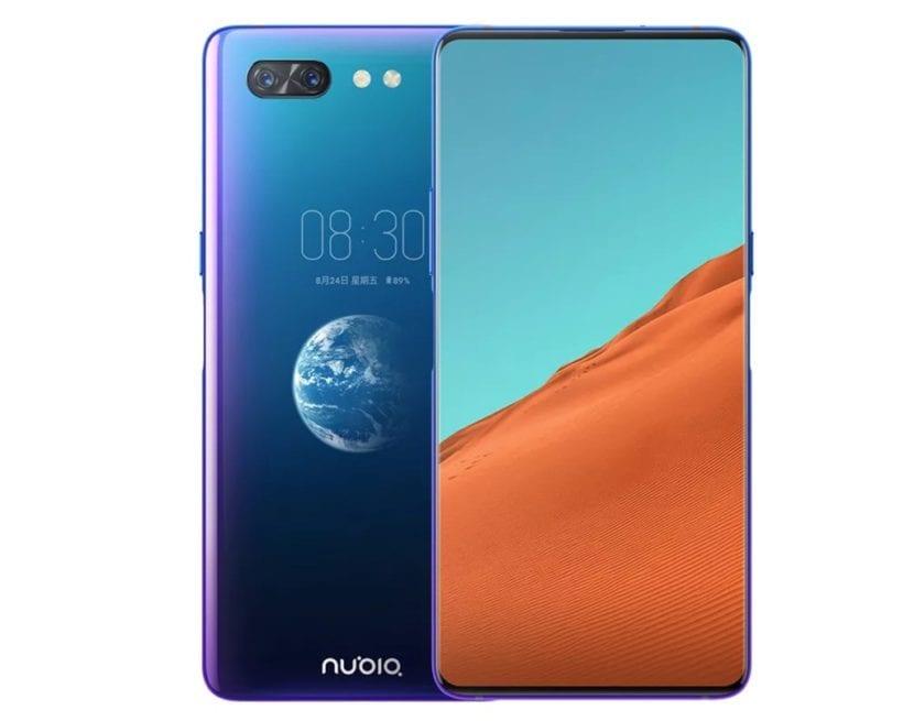 Precio y disponibilidad del Nubia X