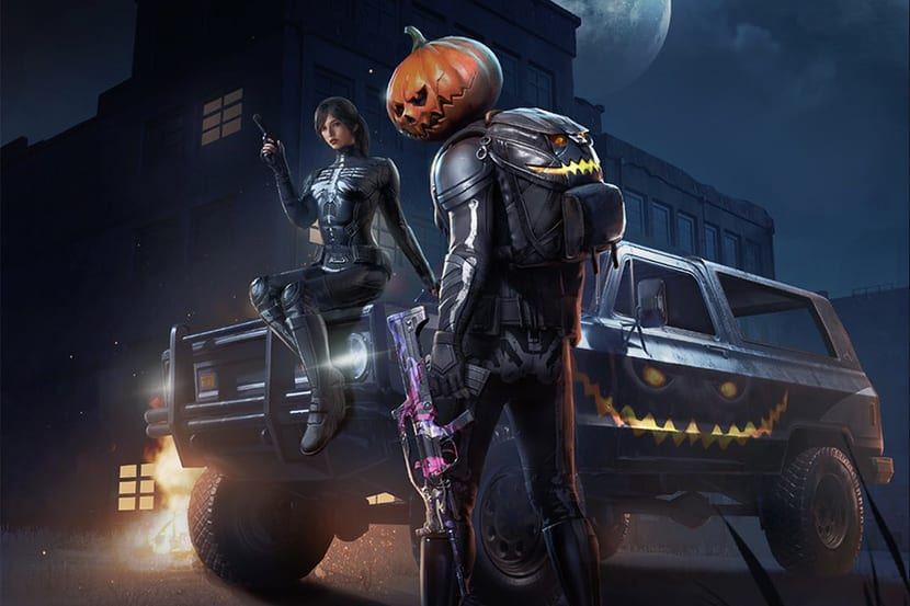 Pubg Wallpaper Zombie: PUBG Mobile Se Disfraza Para La Noche De Halloween Con