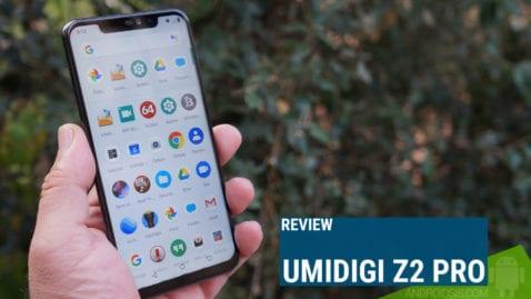 Review Umidigi Z2 Pro