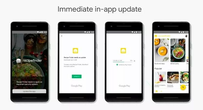 API aplicaciones Android