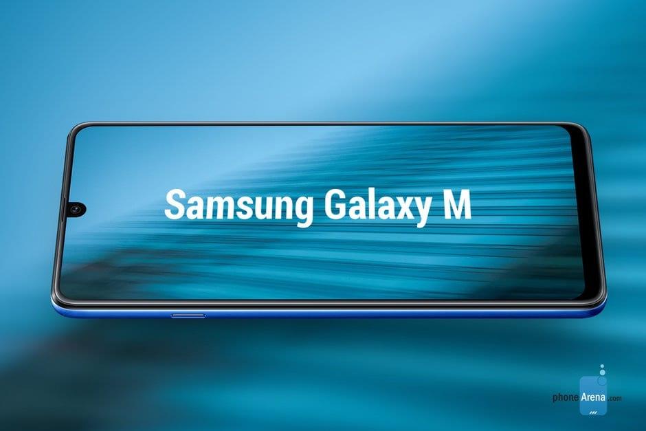 Diseño del Samsung Galaxy M2