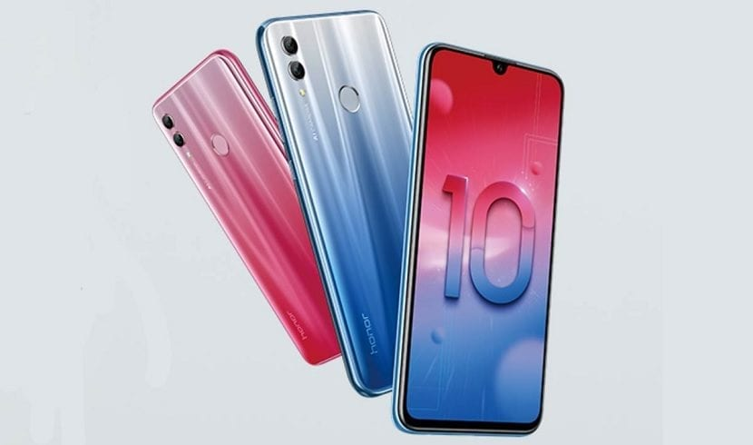 Honor 10 Lite Oficial