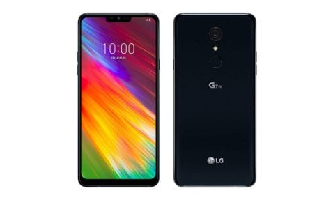 LG G7 FIT Oficial