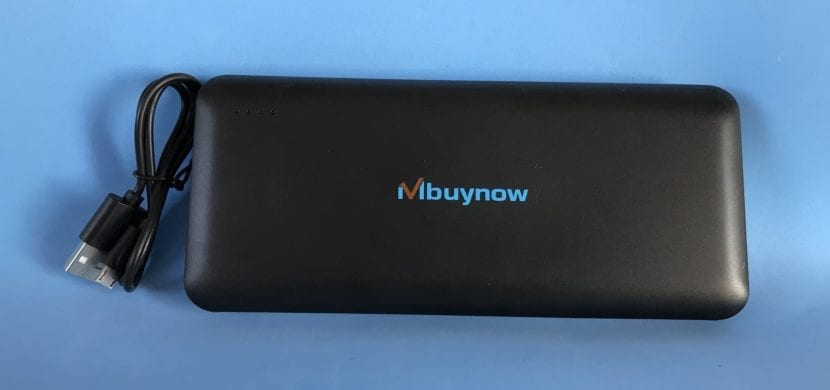 Mbuynow batería externa con cable