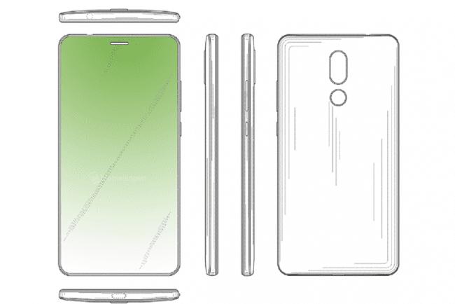 Nueva patente filtrada de Huawei revela que próximos teléfonos tendrán una cámara frontal debajo de la pantalla