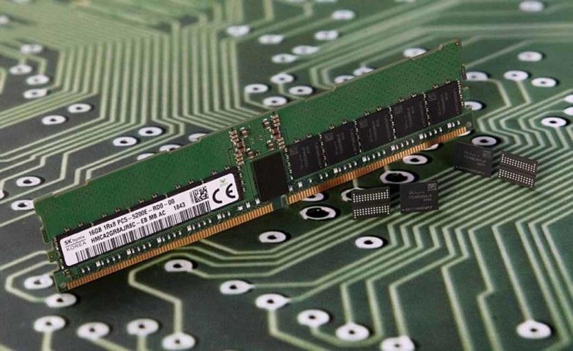 SK Hynix presenta el primer módulo DRAM DDR5 del mundo: la producción empezará en 2020