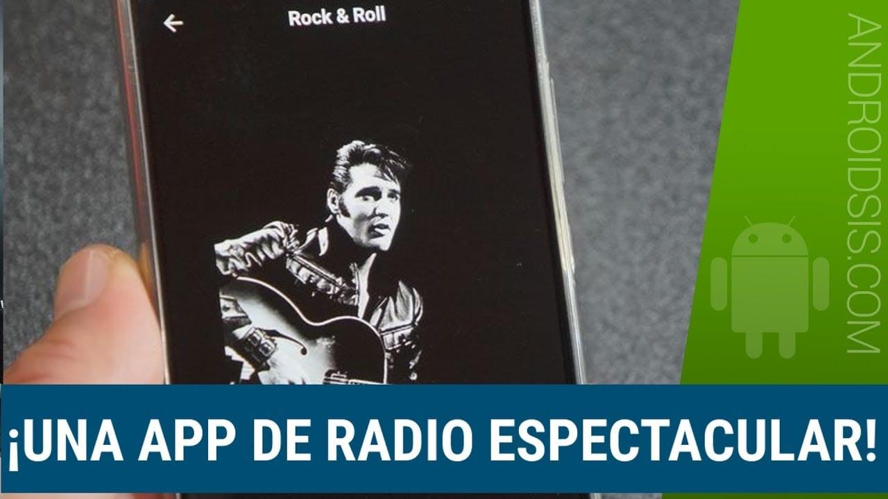 mejor app radio musical