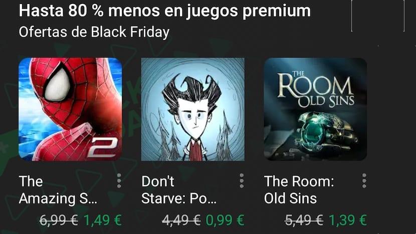Las Rebajas Del Black Friday Tambien Llegan A La Play Store De
