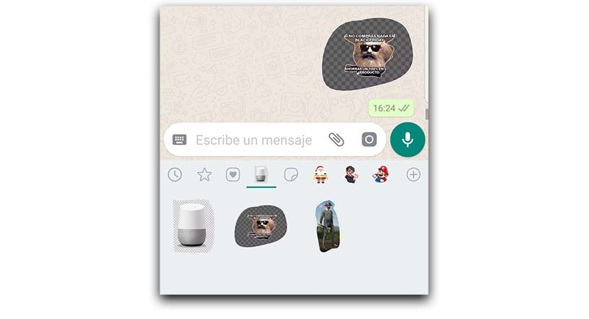 como hacer sticker en whatsapp