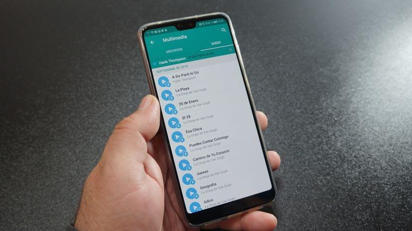 Cómo usar la nube de Telegram. ¡¡Almacenamiento ilimitado gratuito para lo que quieras guardar!!