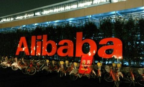 Alibaba registr{o grandes ganancias en el Día de los Solteros