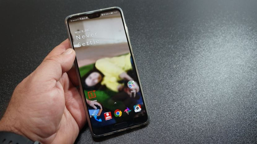 Cómo convertir tu Android en un Oneplus 6T